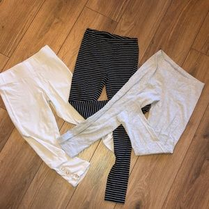 3 leggings for $16!! Excellent & perfect condition